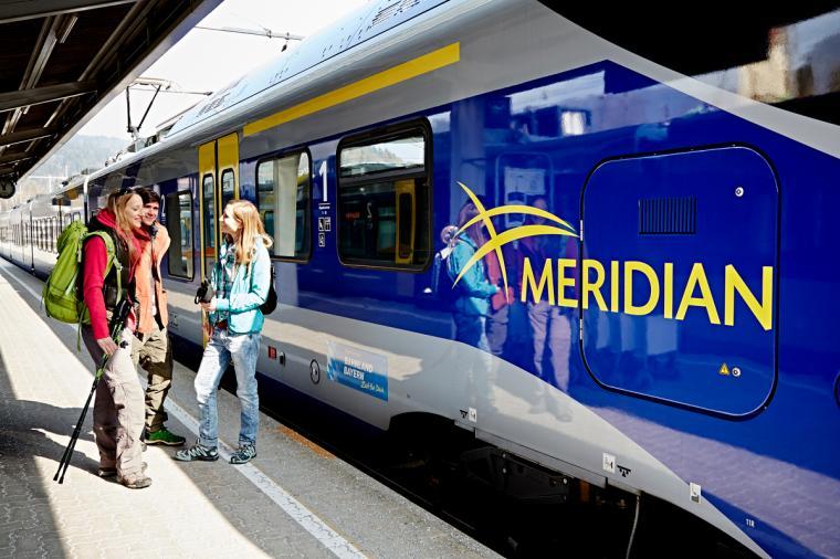 Bahnverbindungen Bernau Am Chiemsee